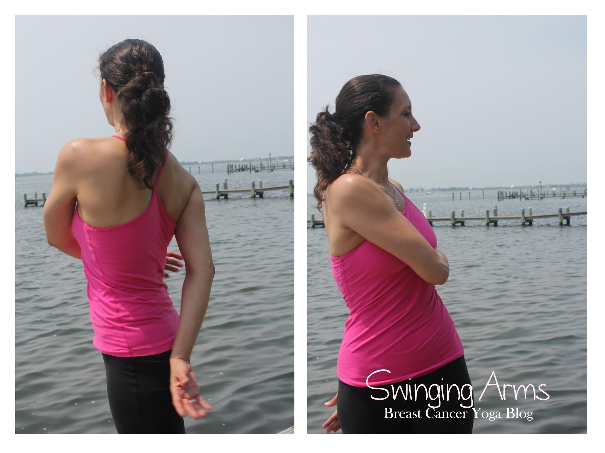 Benefits of qigong arm swinging