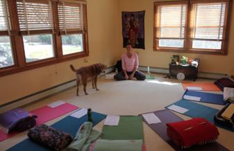 Diana Ross Yoga Class