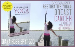 Restorative Yoga For Breast Cancer Recovery Banner