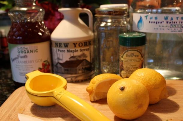 Lemons:Master Cleanse