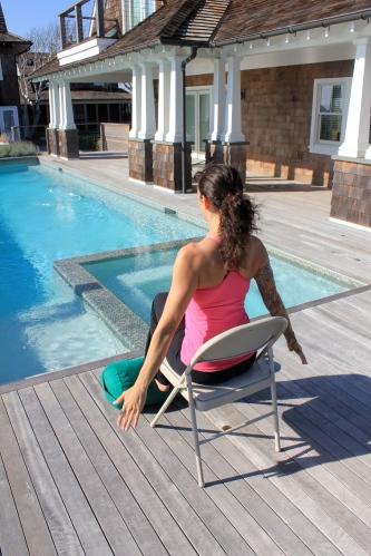 Restorative Yoga To The Rescue
