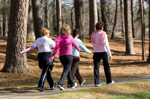 Exercising For Breast Cancer Recovery