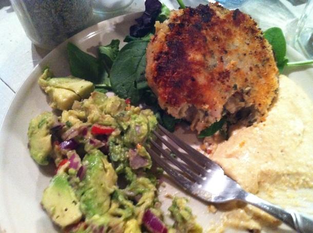 Quinoa Burger Recipe For Breast Cancer