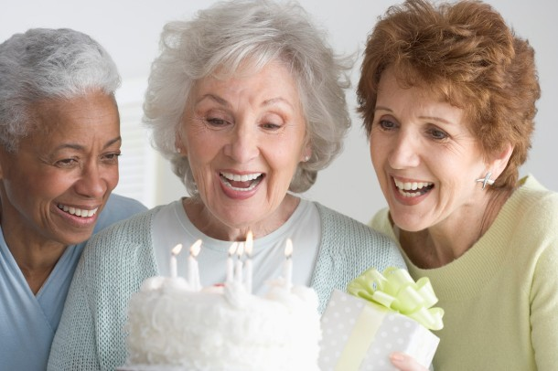 Secret to Aging Gracefully