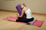 Restorative Yoga Props For Breast Cancer