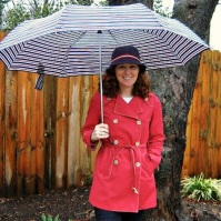 April Showers Bring May Flowers Breast Cancer Gardening Therapy