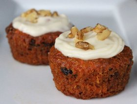 Carrot Cake For Breast Cancer