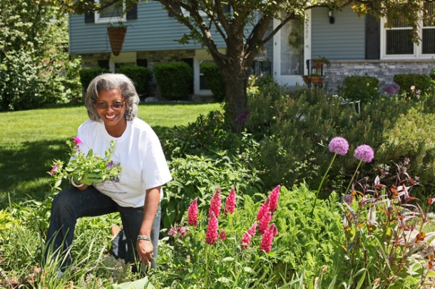 Breast Cancer Healing Garden for African Americans
