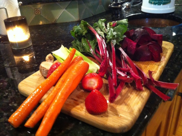 Juicing for Breast Cancer Prevention