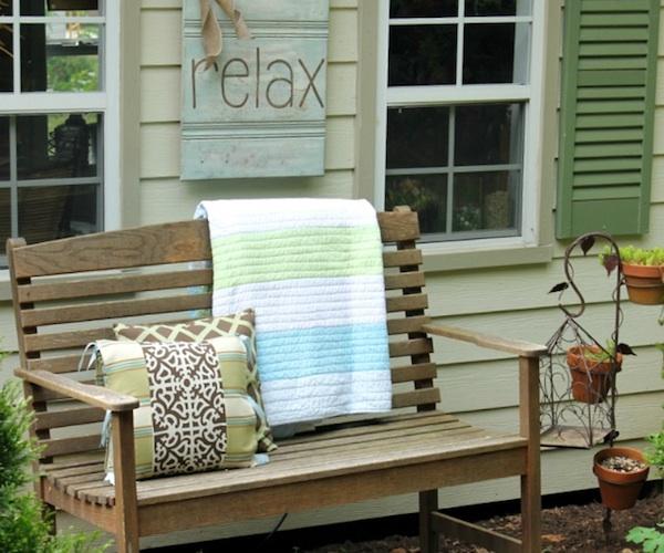 Breast Cancer Comfort & Peace Garden Ideas