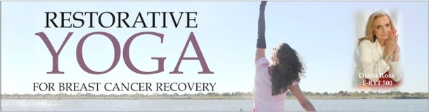 Restorative Yoga For Breast Cancer Recovery Book