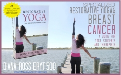 Restorative Yoga For Breast Cancer Recovery Book Release