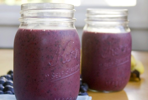 Blueberry Smoothie Recipe For Breast Cancer Prevention