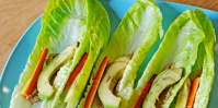 Vegan Romaine Lettice Wrap Recipes From Breast Cancer Authority Blog
