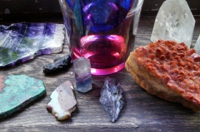 Breast Cancer Healing Stones