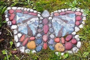 Butterfly Steppingstone For Breast Cancer Healing