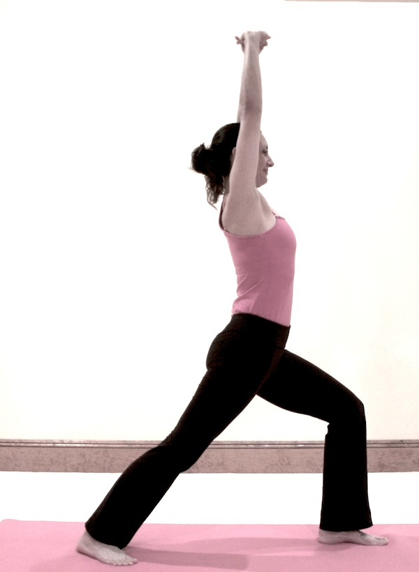 Yoga Pose For Breast Cancer Lymphedema Easy Warrior Flow