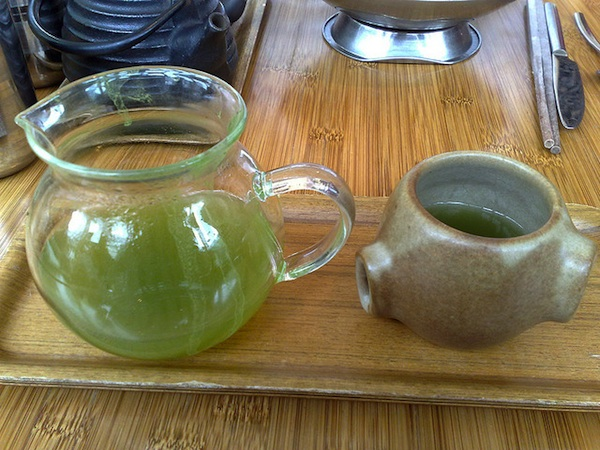 Green Tea For Breast Cancer
