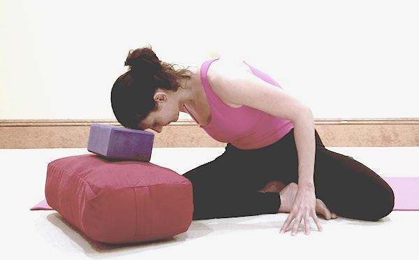 Slumpy Swami Restorative Yoga
