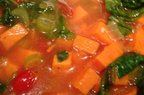 Vegetable Kale Soup Recipe For Breast Cancer