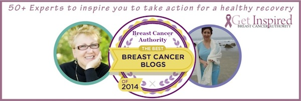 Breast Cancer Authority Best Blogs 2014