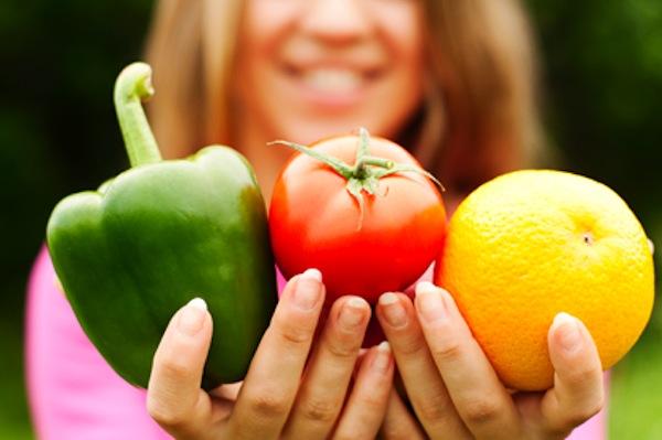 Vegetarian Diet Helps Prevent Breast Cancer