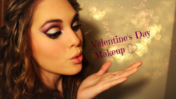 Valentine's Day Make-Up For Breast Cancer