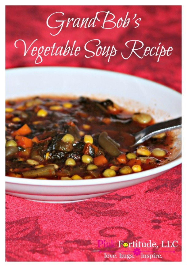 Vegetable Soup Recipe For Breast Cancer From Holly Bertone
