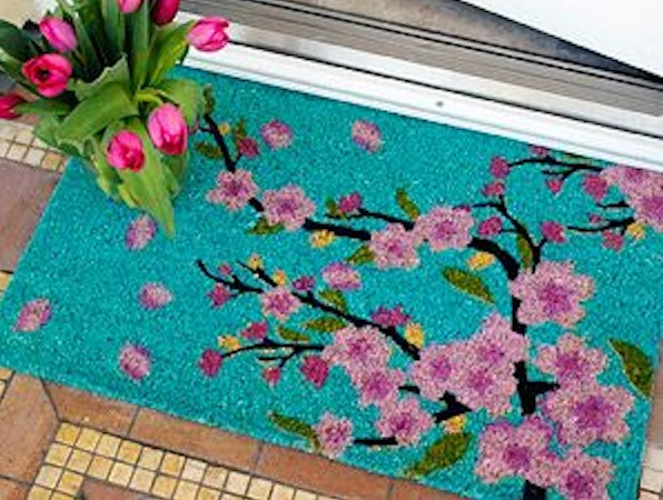 Front Door Mat For Spring