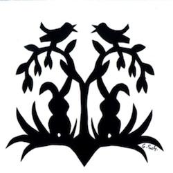 Breast Cancer Authority Blog Bunny Stencil Ideas
