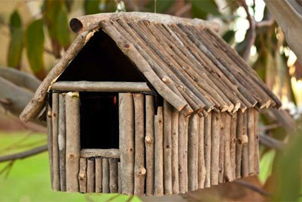 Learn How To Build A Bird House For Breast Cancer Garden