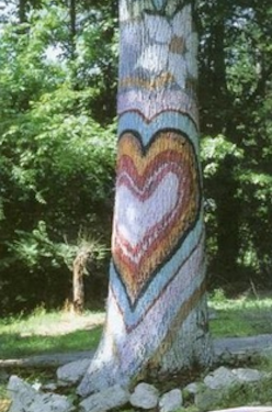 Tree Art For Healing Garden