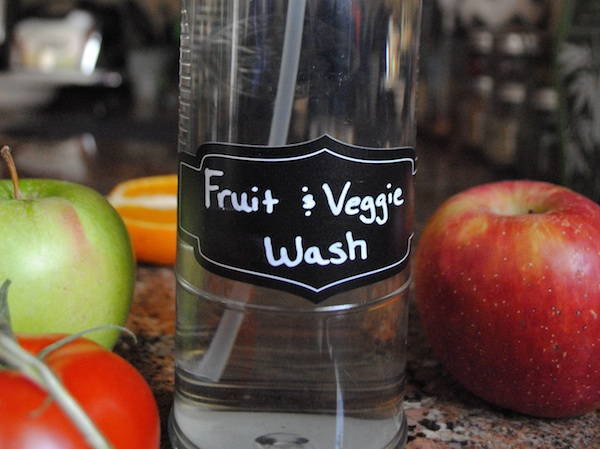 Fruit and Vegetable Wash Form Breast Cancer Authority Blog