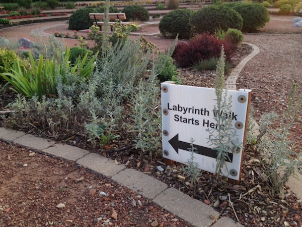 Labyrinth's for Physical and Emotional Breast Cancer Healing