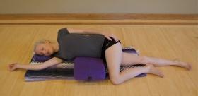Side Body Stretch Yoga Pose