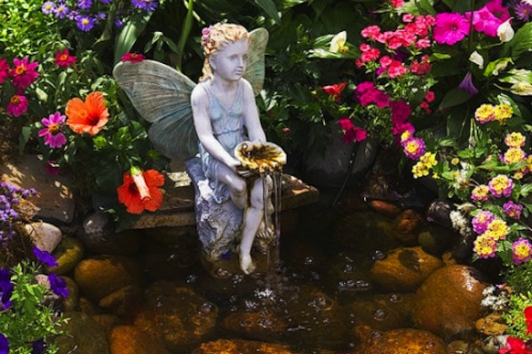Water For Healing Garden