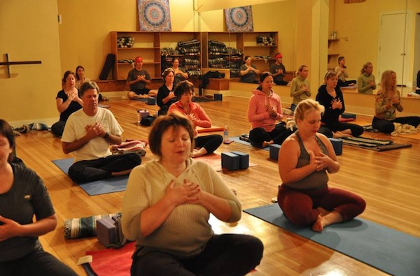 Breathing Yoga & Cancer