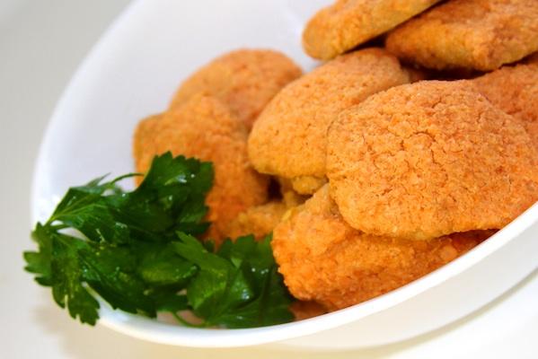 Red Lentil Pattie Recipe