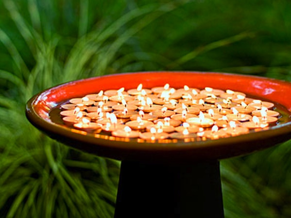 Fire Element Ideas For Breast Cancer Healing Garden