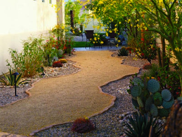 Garden Path Ideas For Breast Cancer Healing Garden