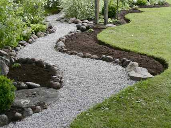Path Ideas For Healing Garden