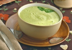 Creamy Vegan Kale & Artichoke Soup Recipe For A Cancer Free Lifestyle Diet