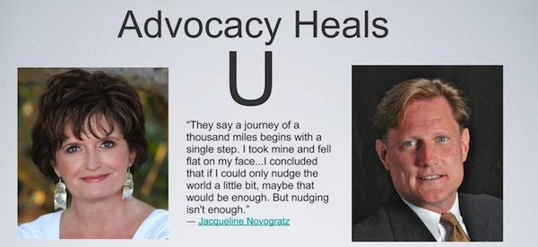 Advocacy-Heals-U Radio Show Interview