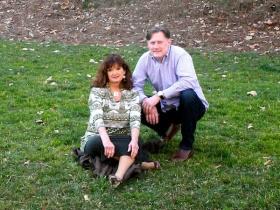 Joni Aldrich and Chris Jerry- Advocacy Heals U!