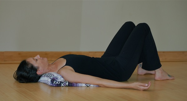 Learn Supported Neck Roll For Breast Cancer Recovery