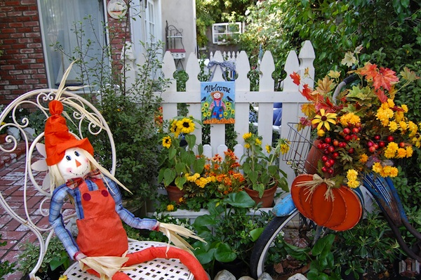 healthy fall vegetable container garden ideas for breast cancer healing