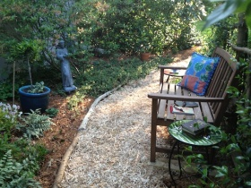 Here are 5 Ways to Contemplate in a Breast Cancer Healing Garden