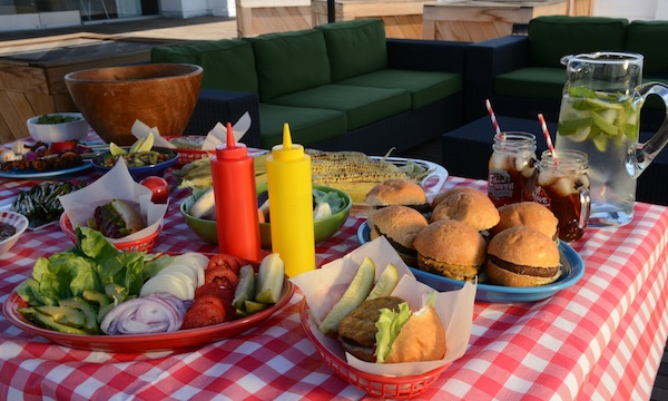 Meatless Labor Day BBQ For A Cancer Diet