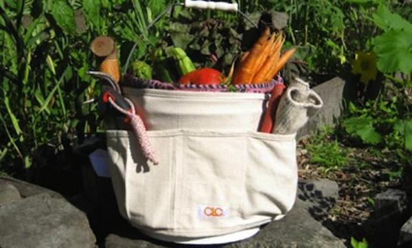 Garden Bucket Gift Idea