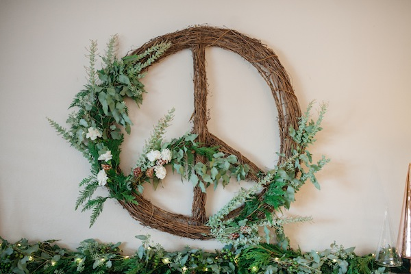 How To Make Eucalyptus Wreath and Garland For Breast Cancer Healing